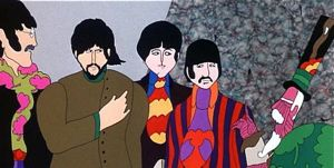 fab four in yellow submarine Blu-ray release
