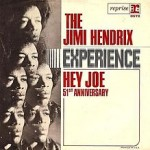 No. 66: 'Hey Joe' by Jimi Hendrix