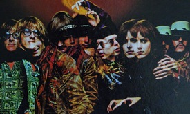 Jefferson Airplane psychedelic band