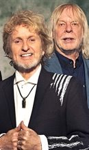 Yes' Jon Anderson and Rick Wakeman