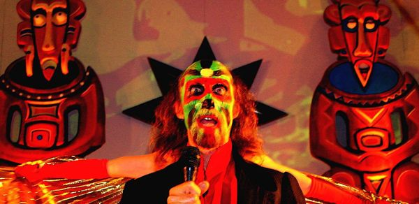 Arthur Brown of Crazy World