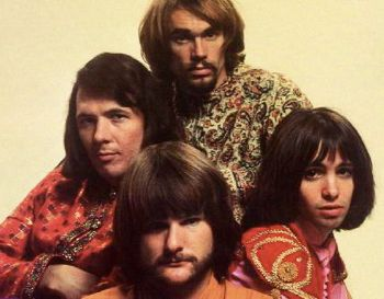 acid rock band Iron Butterfly