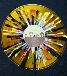 beatles album rare psychedelic gold pressing