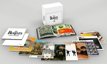 Beatles in mono on vinyl box set