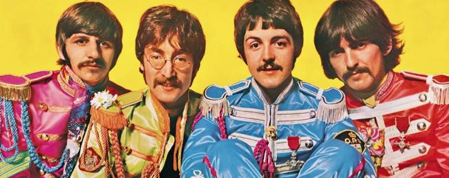 Beatles psychedelic album