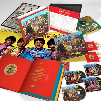 Sgt. Pepper album deluxe reissue