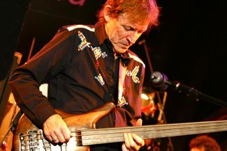 Jack Bruce bass player