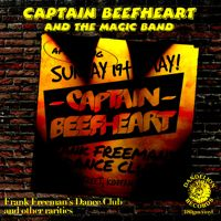 captain beefheart live dance club