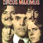 Circus Maximus band debut album cover with song Wind