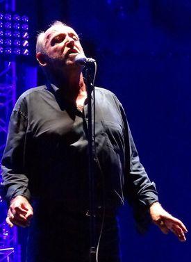 Joe Cocker performs in 2011
