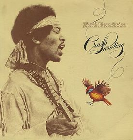 Jimi Hendrix album Crash Landing