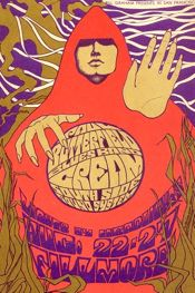 cream poster fillmore auditorium