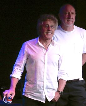 roger daltrey and pete townshend june 2014