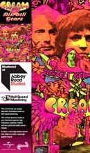 Half-speed Cream album psychedelic