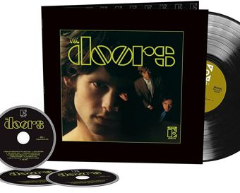 Doors' psychedelic first album