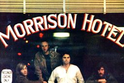 jim morrison and the doors in downtown la hotel