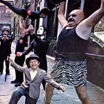 album cover of Strange Days by the Doors