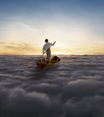 Pink Floyd 2014 album cover