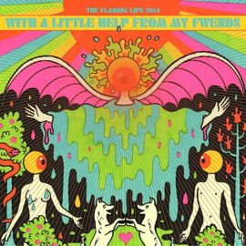 "flaming lips ""Help From Fwends"" album cover"