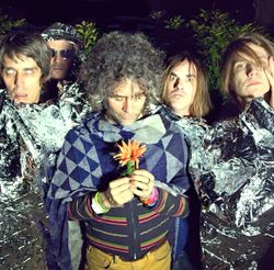 the Flaming Lips with Wayne Coyne