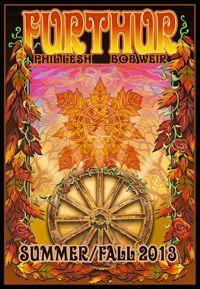 Furthur poster summer tour