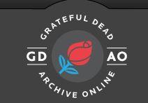 grateful dead online archive logo
