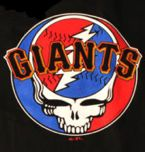 grateful dead san francisco giants logo