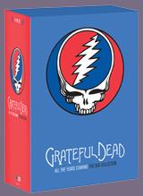 Shout box set of Grateful Dead videos