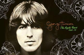 George Harrison box set cover