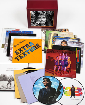 george harrison albums on vinyl