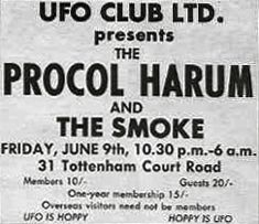 ufo club london ticket
