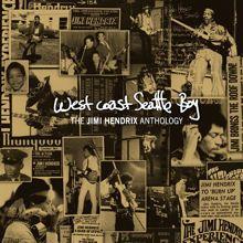 jimi hendrix psychedelic album cover