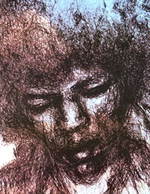 Jimi Hendrix Cry of Love album cover