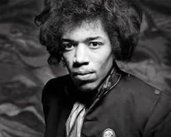 jimi hendrix photo from people, hell & angels cover