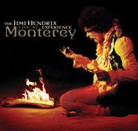 Jimi Hendrix at Monterey pop