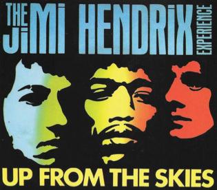Jimi Hendrix single vinyl