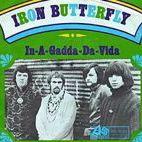 """""""In-A-Gadda-Da-Vida"""" single by Iron Butterfly"""