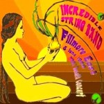 Incredible String Band: set lists