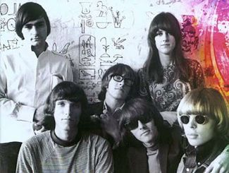 Jefferson Airplane psychedelic music band