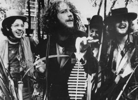 Jethro Tull in 1968
