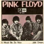 pink floyd single Julia Dream