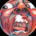 king crimson picture disc cd