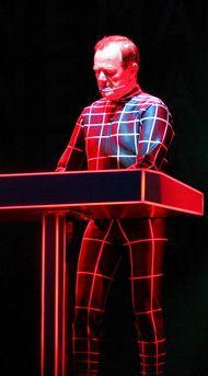 Kraftwerk's Ralf Hütter