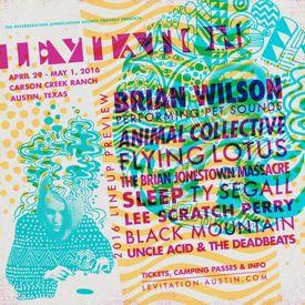 Levitation festival Texas