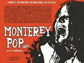 monterey pop movie poster