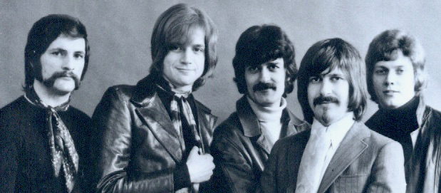 Moody Blues 1960s