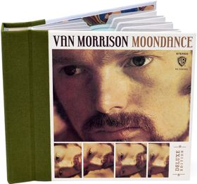Van Morrison released Moondance in 1970