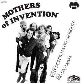 mothers of invention big leg emma single