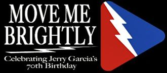 Bob Weir webcast logo for Jerry Garcia 70th birthday