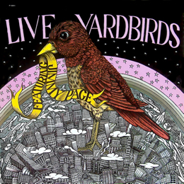Yardbirds live album 1971